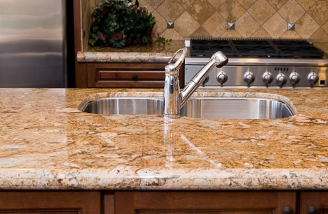 Countertop Granite Types : Granite countertops are a beautiful addition to any home. If cared for ...